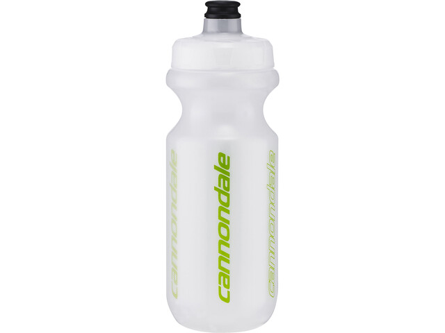 Cannondale Logo Fade Bottle 570 ml clear/black